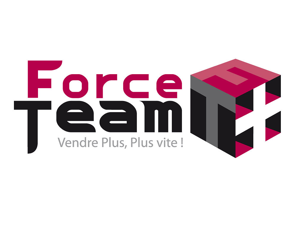 Logo Force Team +