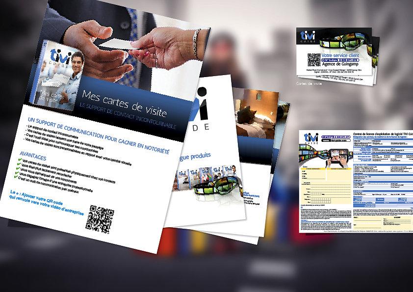 Documents commerciaux TiVi Guide