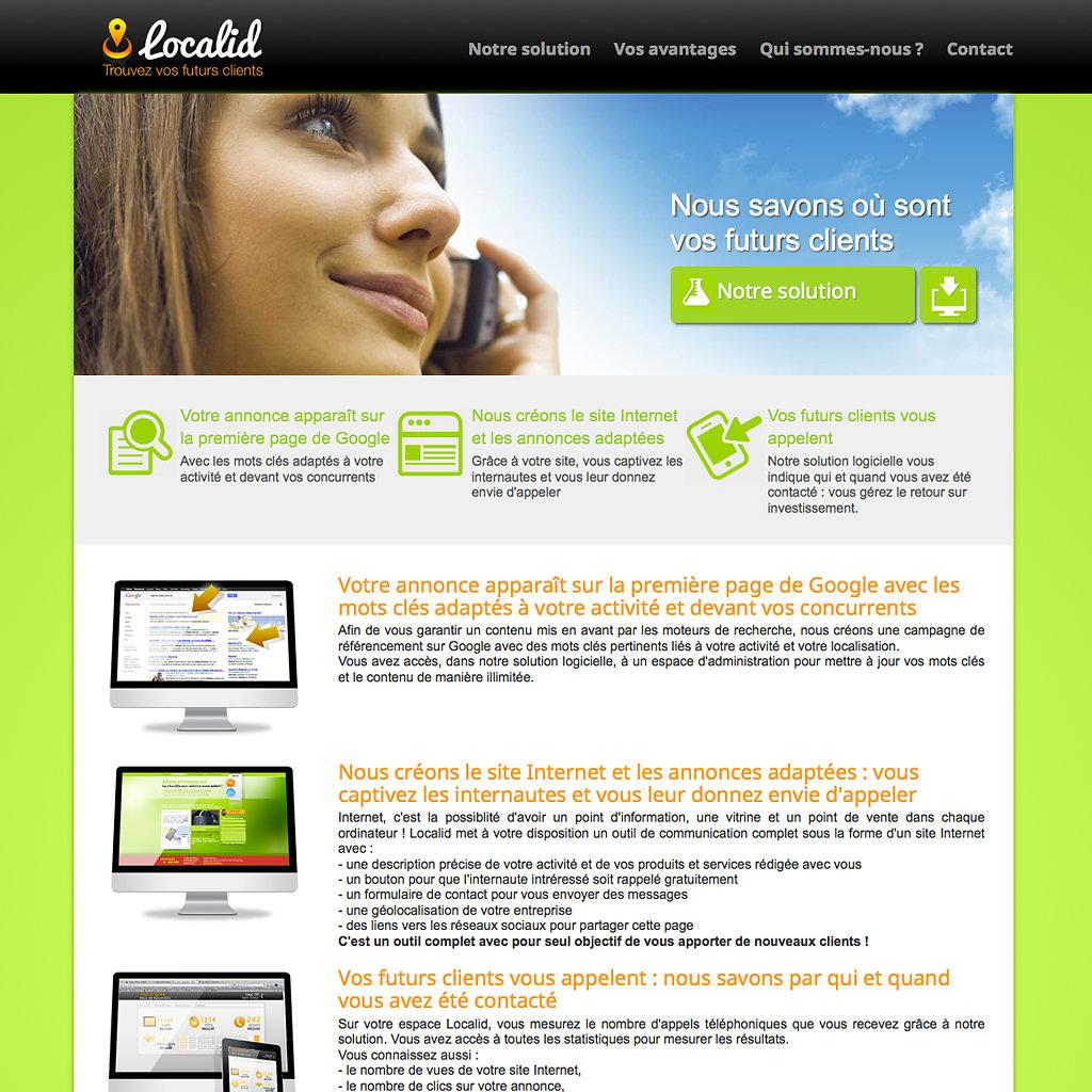 Site Internet localid.fr