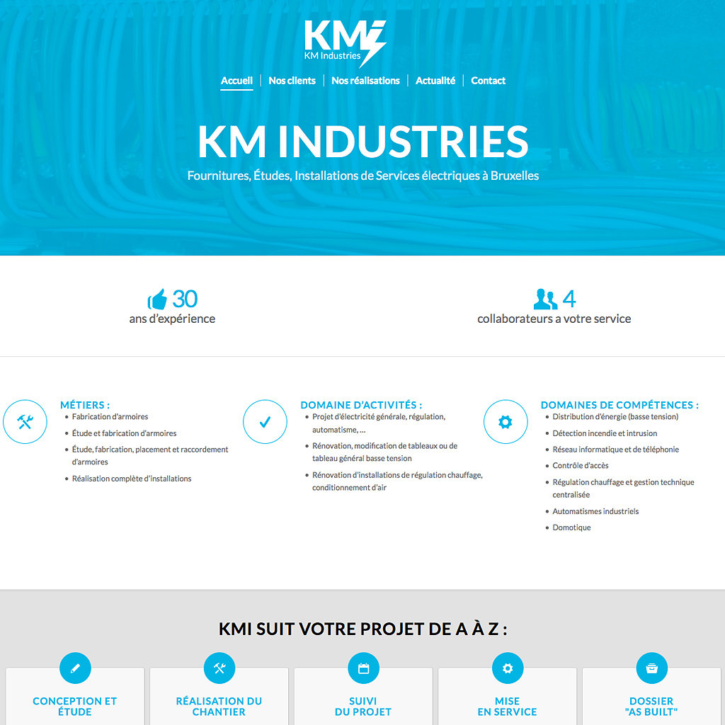 www.kmindustries.be